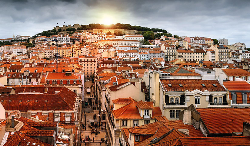 Summer Holidays in Portugal: Lisbon