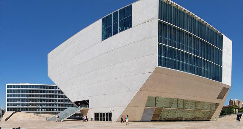 Things to Do in Porto: Casa da Música