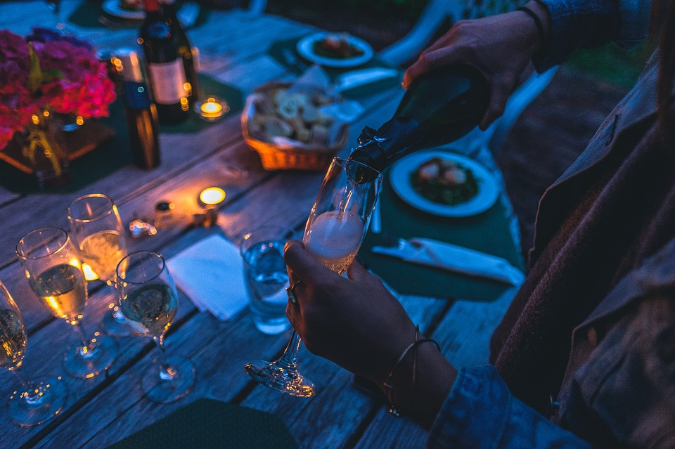 Wine as a Fraternization Catalyst