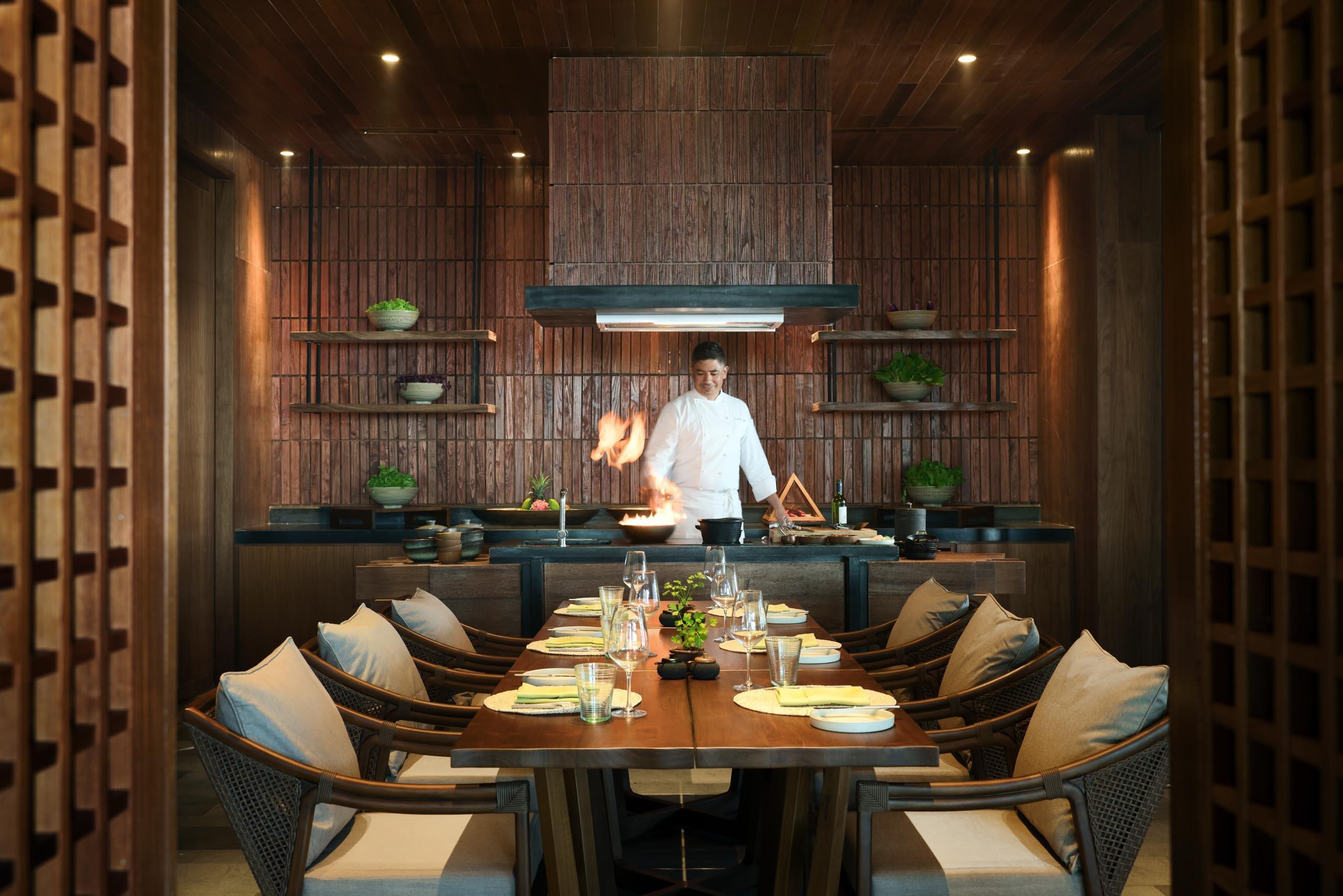 Chefs table six senses