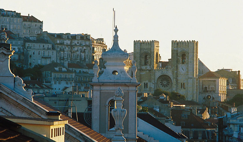 What to do in Lisbon - Sé de Lisboa