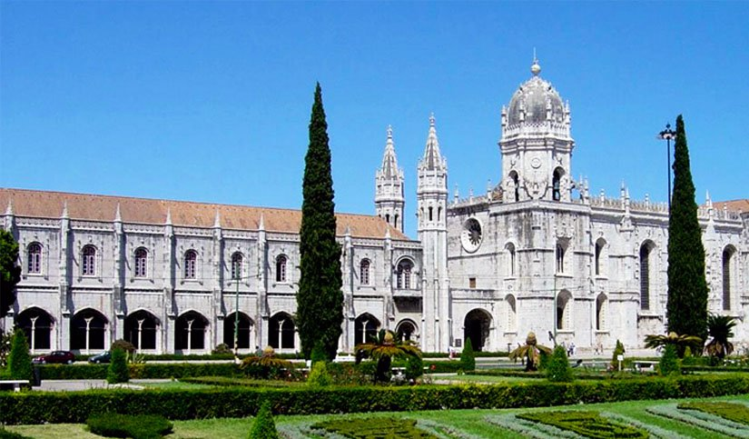 What to do in Lisbon - Jeronimos Monastery