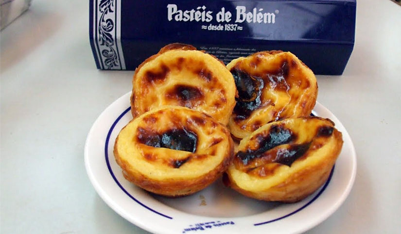What to do in Lisbon - Pastel de Nata