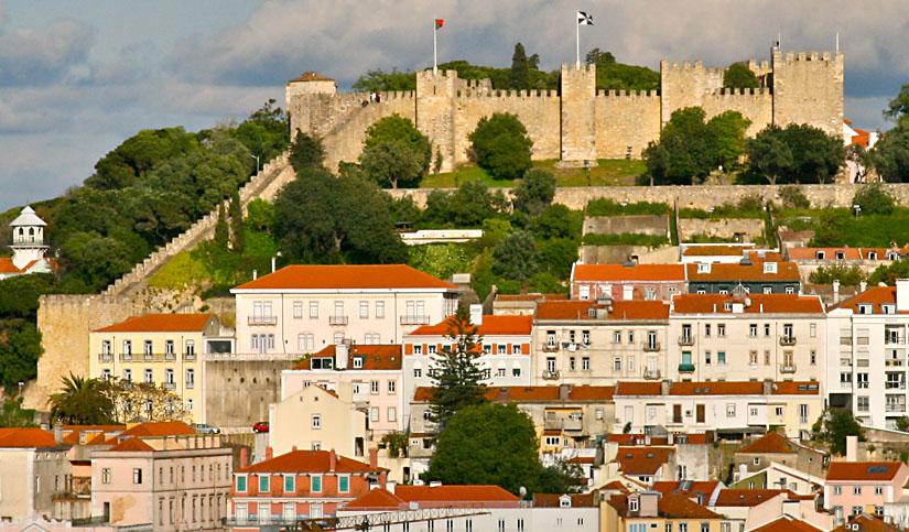 What to do in Lisbon - St. George's Castle