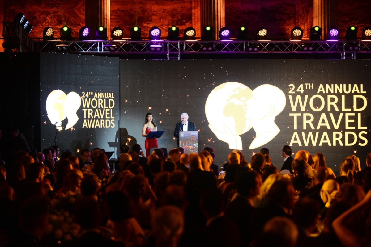 24th World Travel Awards
