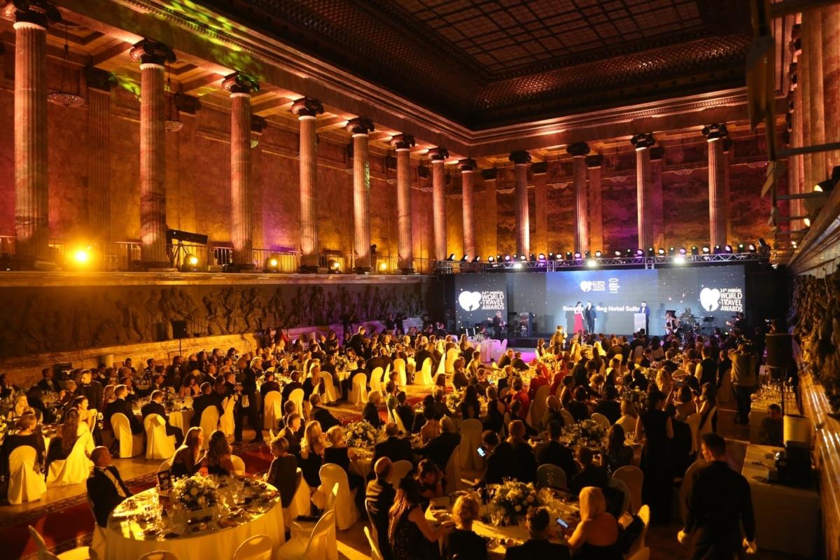 24th World Travel Awards