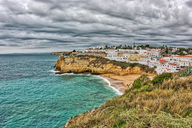 www.maxpixel.net-Costa-Mar-Portugal-Algarve-Beach-Carvoeiro-3907873