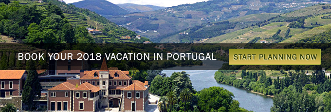 Book Your 2018 Vacations in Portugal
