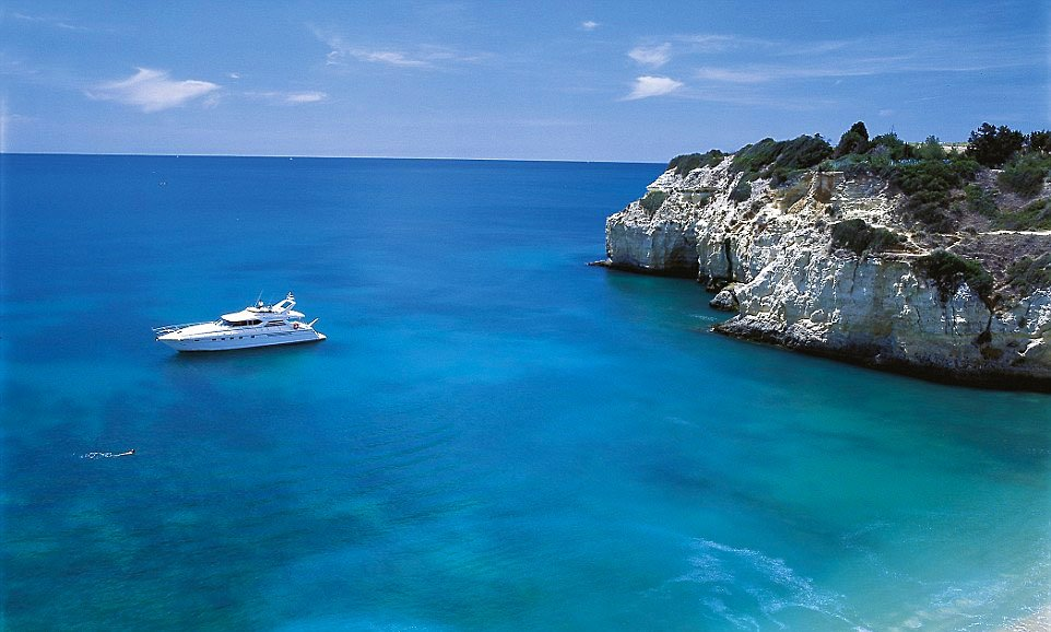 Algarve Wine Tour - Yacht Cruise