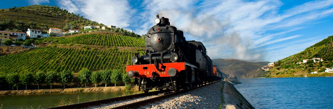 Top Things To Do In Portugal - Take the Douro's Historical Train