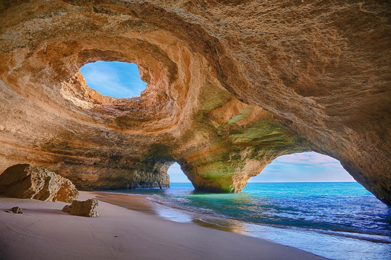 Algarve Wine Tour - Benagil Cave