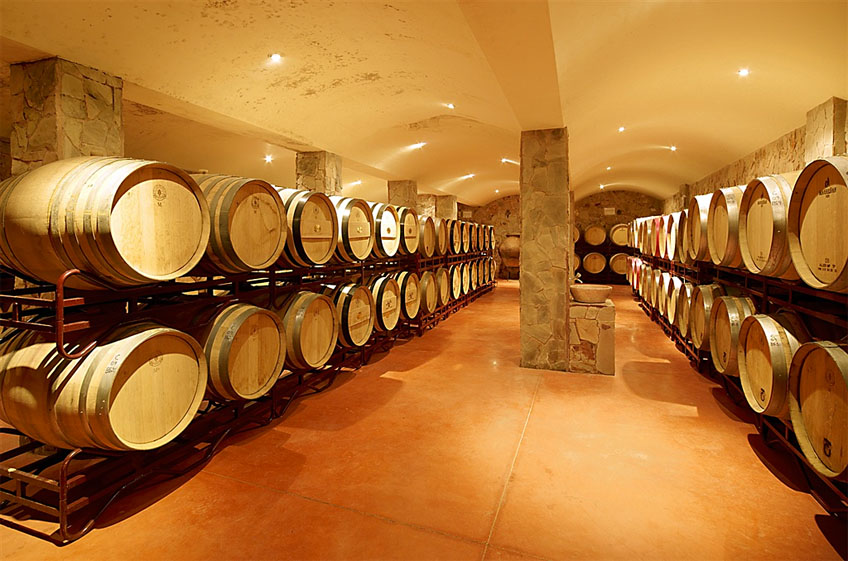 Algarve Wine Tour - Quinta dos Vales Wine Cellar