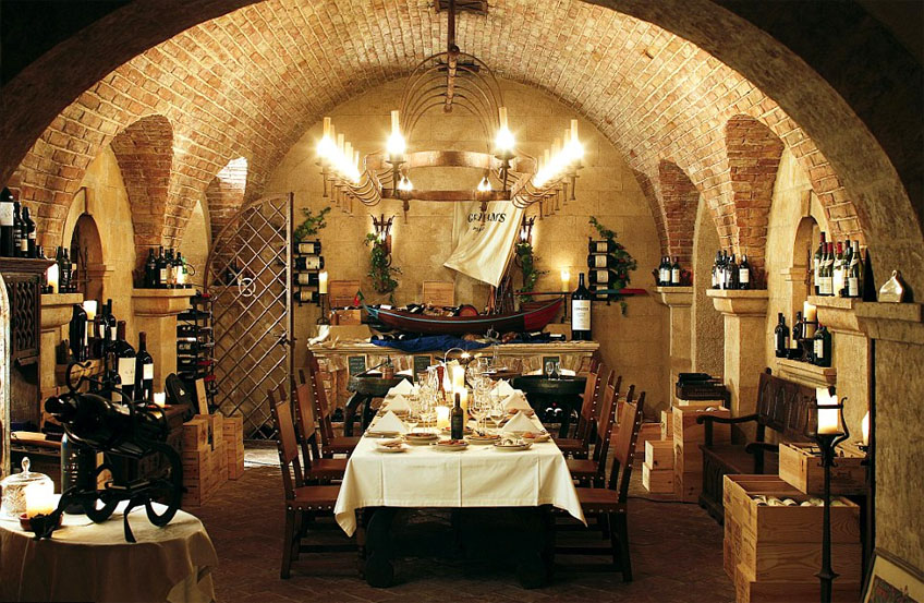 Algarve Wine Tour - Vila Vita Parc Wine Cellar