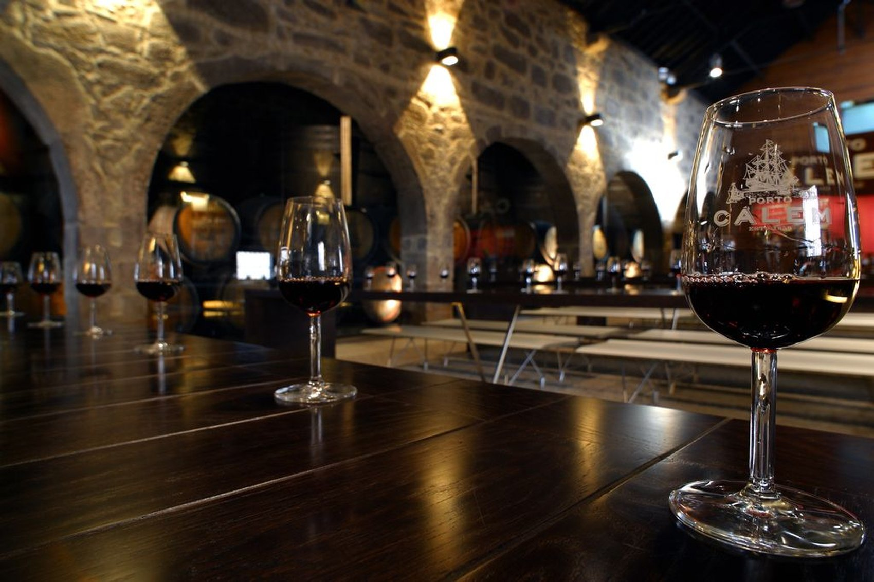 Portugal Getaways - A Tour to the Port Wine Cellars in 2021