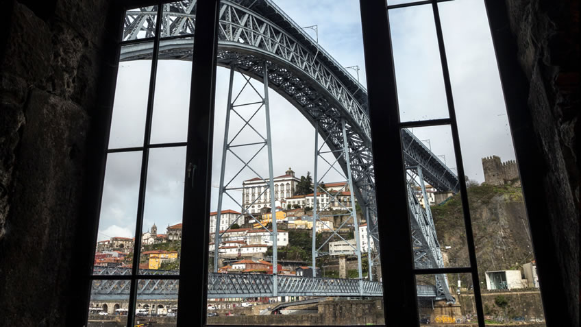 Culture, wine and water: a full-day tour in Porto