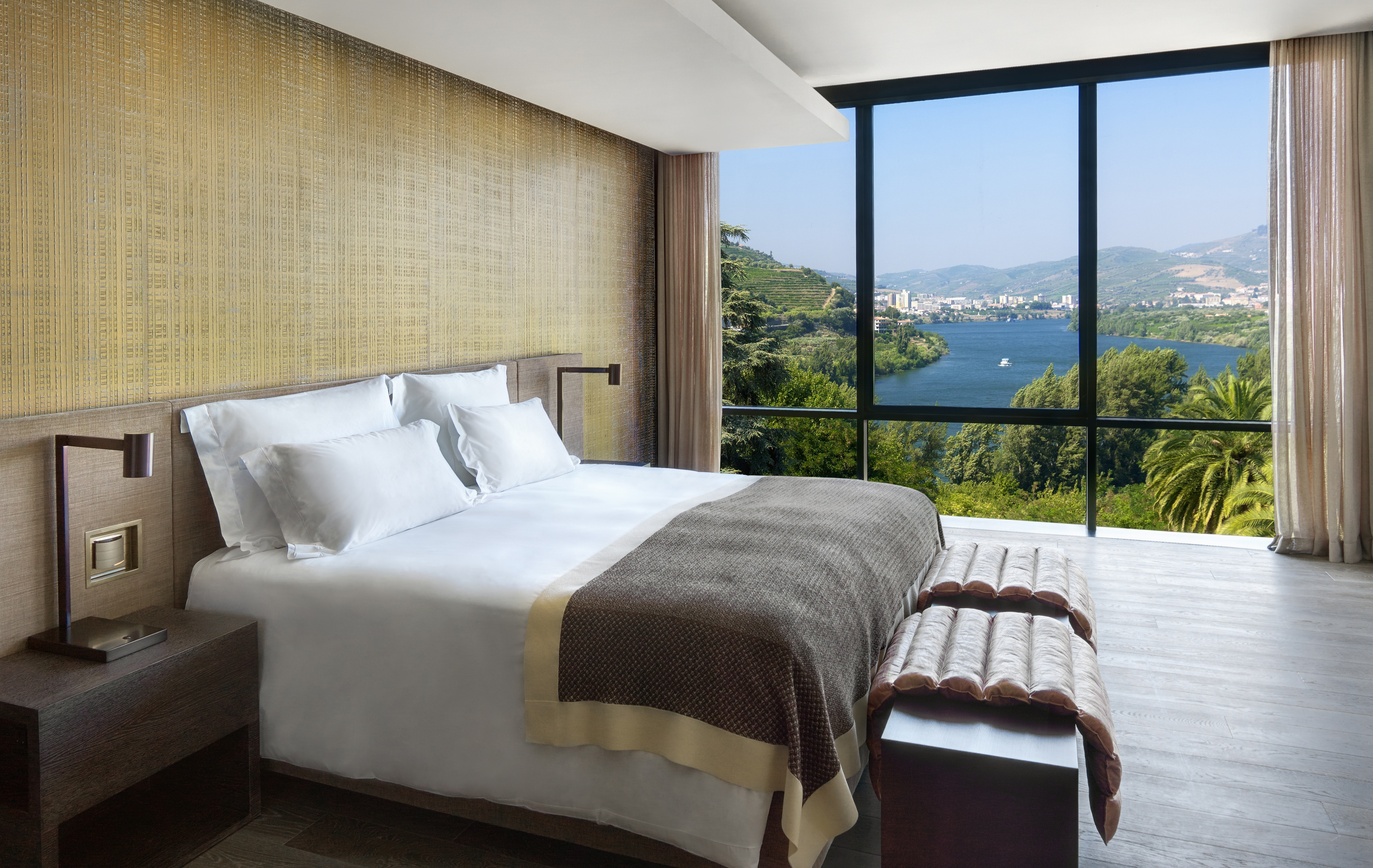 Where to Stay in the Douro Valley with Stunning River Views