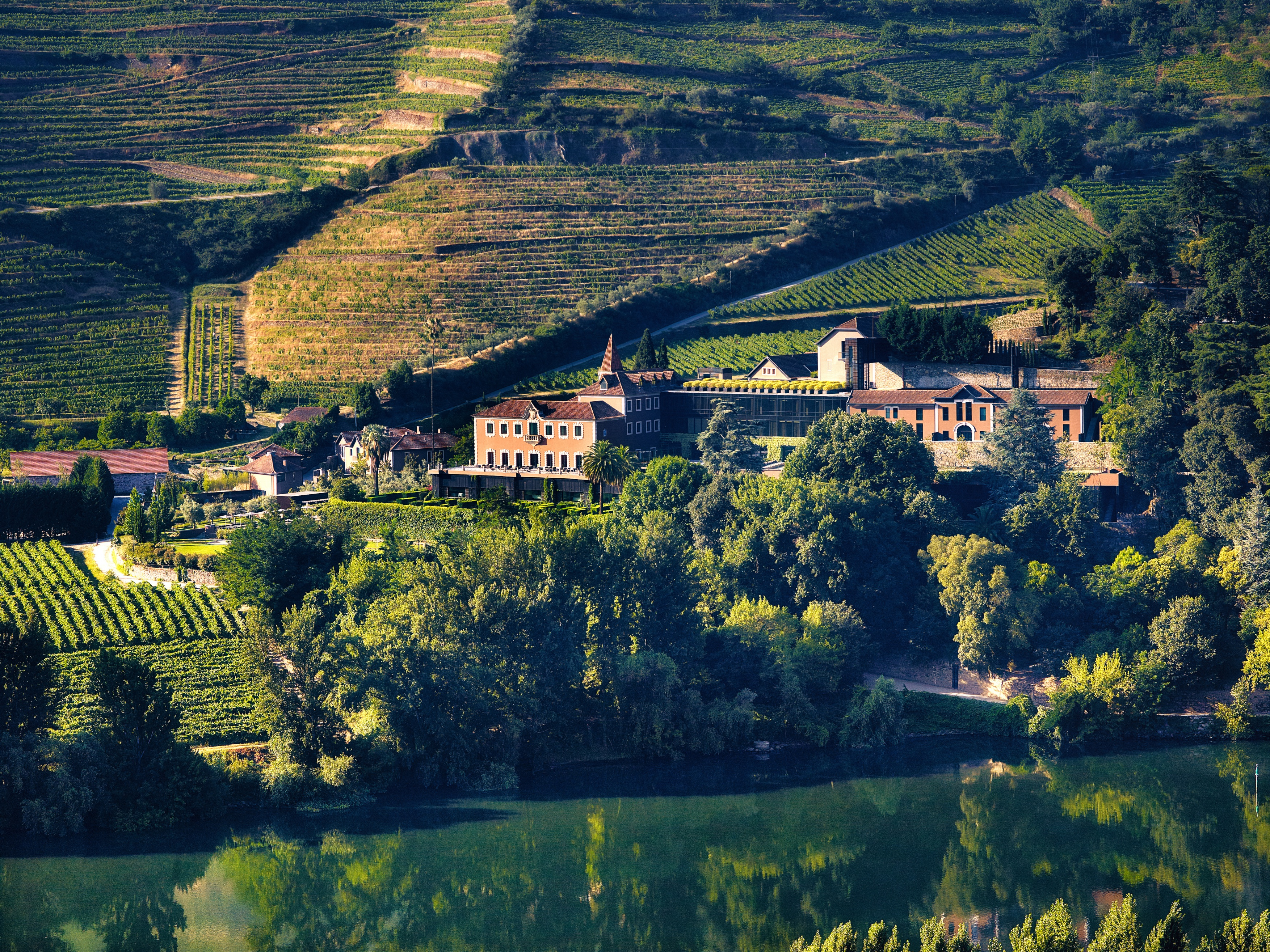 Outdoor Diversion and Indoor Luxury at Six Senses Douro Valley