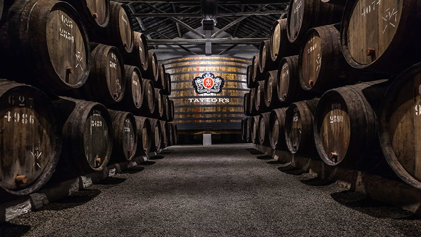 From Taylor's to the world - yet another port wine cellar