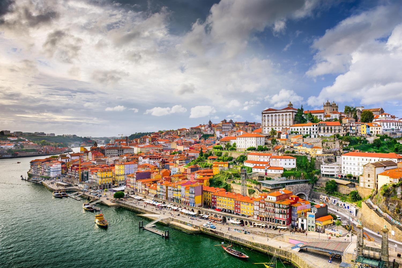 Porto Best European Destination 2017