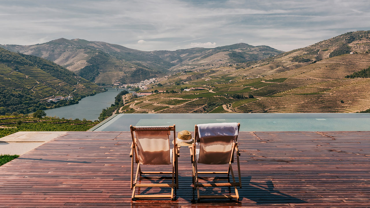 Live the Douro Valley at its Best in the Outstanding Quinta De Ventozelo
